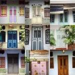 Dekoratif Dış Kapı Modelleri ve Fikirleri 54