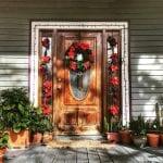 Dekoratif Dış Kapı Modelleri ve Fikirleri 55