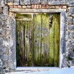 Dekoratif Dış Kapı Modelleri ve Fikirleri 61