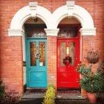 Dekoratif Dış Kapı Modelleri ve Fikirleri 68