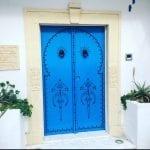 Dekoratif Dış Kapı Modelleri ve Fikirleri 69