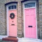 Dekoratif Dış Kapı Modelleri ve Fikirleri 70