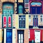 Dekoratif Dış Kapı Modelleri ve Fikirleri 71