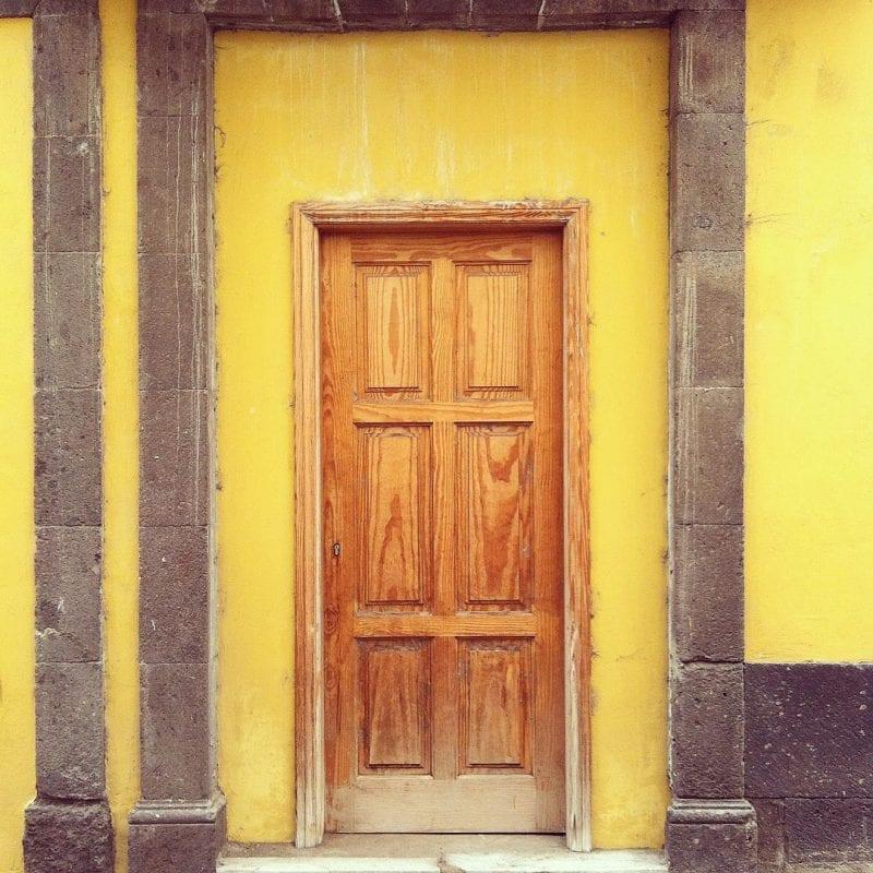 Dekoratif Dış Kapı Modelleri ve Fikirleri 80