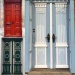 Dekoratif Dış Kapı Modelleri ve Fikirleri 82