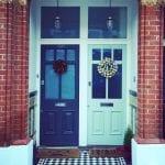 Dekoratif Dış Kapı Modelleri ve Fikirleri 85