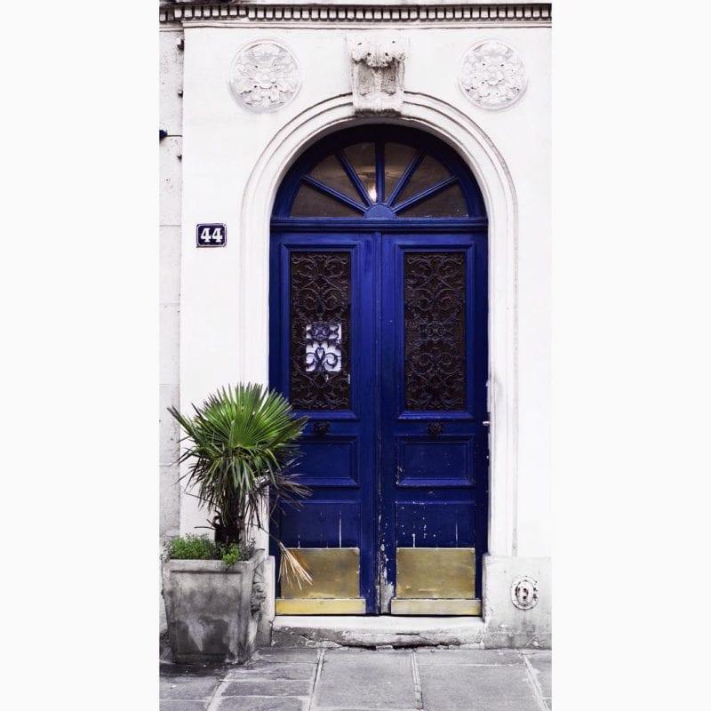 Dekoratif Dış Kapı Modelleri ve Fikirleri 86