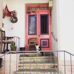 Dekoratif Dış Kapı Modelleri ve Fikirleri 8