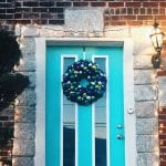 Dekoratif Dış Kapı Modelleri ve Fikirleri 89
