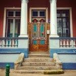 Dekoratif Dış Kapı Modelleri ve Fikirleri 91