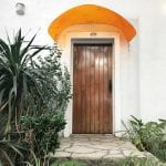 Dekoratif Dış Kapı Modelleri ve Fikirleri 95