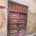 Dekoratif Dış Kapı Modelleri ve Fikirleri 96