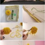 Dekoratif Yastık Modelleri Örnekleri 83