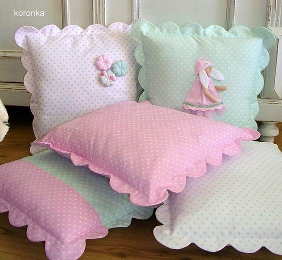 Декоративные подушки своими руками выкройки фото 949