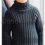 Erkek Çocuk Kazak Modelleri 101