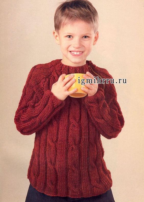 Erkek Çocuk Kazak Modelleri 31