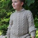 Erkek Çocuk Kazak Modelleri 32