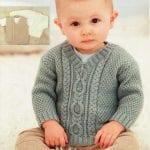 Erkek Çocuk Kazak Modelleri 41