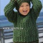 Erkek Çocuk Kazak Modelleri 50