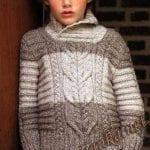 Erkek Çocuk Kazak Modelleri 91