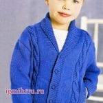 Erkek Çocuk Kazak Modelleri 97
