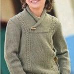 Erkek Çocuk Kazak Modelleri 98