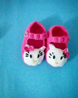 Hello Kitty Bebek Patik