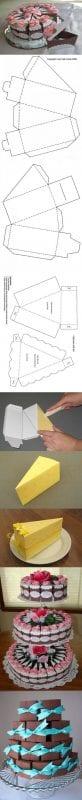 Kartondan Şekiller ve Yapılışları 10