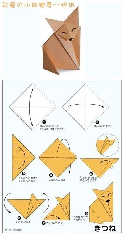 Kartondan Şekiller ve Yapılışları 13