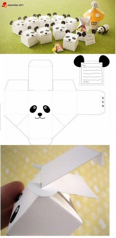 Kartondan Şekiller ve Yapılışları 6