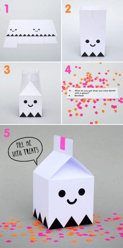 Kartondan Şekiller ve Yapılışları 8