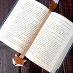 Keçeden Kitap Ayracı Modelleri 33