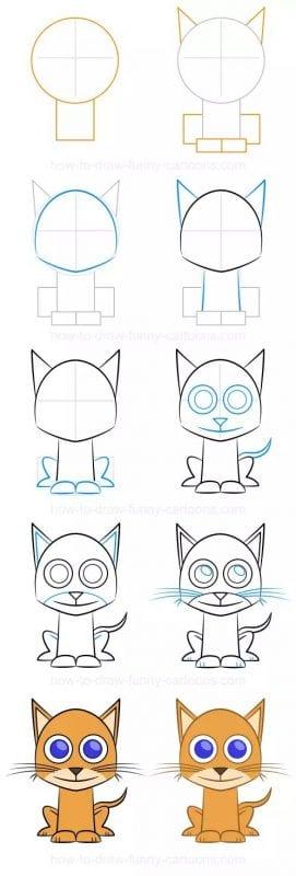 Kolay Çizimler Nasıl Yapılır? 9