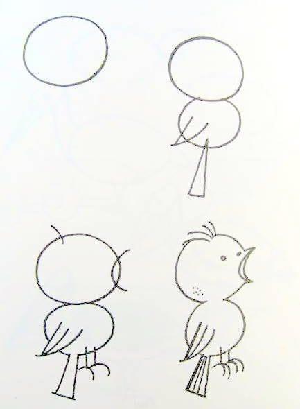 Kolay Çizimler Nasıl Yapılır? 52