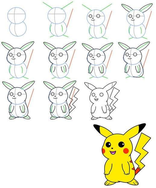 Kolay çizimler Nasıl Yapılır Mimuucom