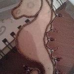 Kum Boncuktan Broş Yapımı 28