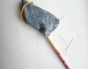 Kumaştan Oyuncak Fil Yapımı 12