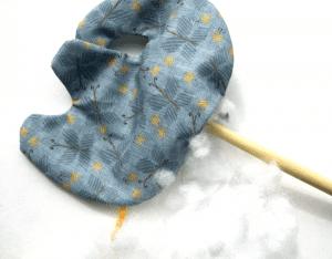 Kumaştan Oyuncak Fil Yapımı
