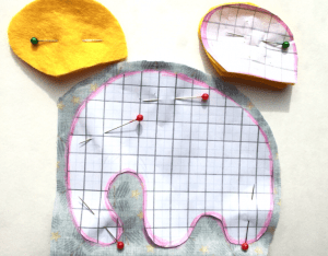 Kumaştan Oyuncak Fil Yapımı 8