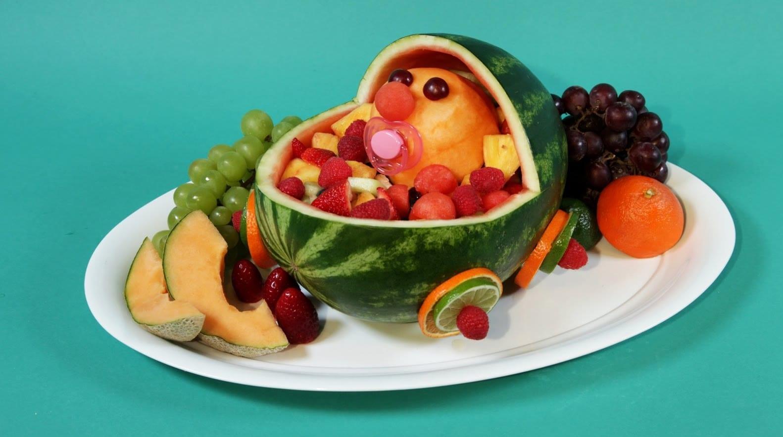 Meyve Tabağı Süsleme şekilleri Mimuucom