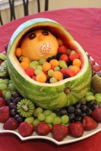 Meyve Tabağı Süsleme Şekilleri
