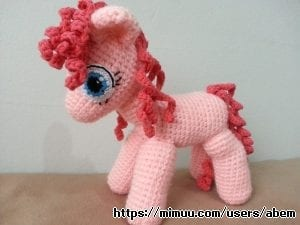 Amigurumi My Little Pony