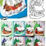 Okul Öncesi Kış Mevsimi Etkinlikleri 12