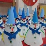 Okul Öncesi Kış Mevsimi Etkinlikleri 21