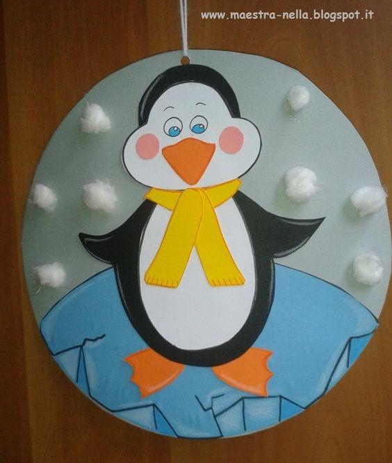 Okul ncesi k mevsimi etkinlikleri 28 for Addobbi finestre inverno scuola infanzia