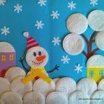 Okul Öncesi Kış Mevsimi Etkinlikleri 32