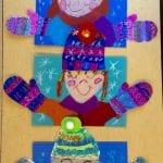 Okul Öncesi Kış Mevsimi Etkinlikleri 38
