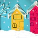 Okul Öncesi Kış Mevsimi Etkinlikleri 44