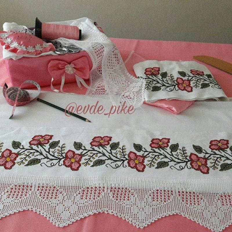 Pike Örnekleri ve Dantel Pike Modelleri 36