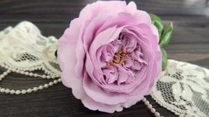 Videolu, Eva Kağıdından Çiçek Yapımı